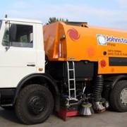 Машины уборочные. Дорожный пылесос на базе ГАЗ-3302 фото