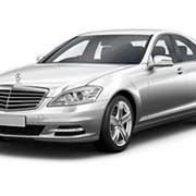 Прокат и аренда Mercedes S550 Long фото