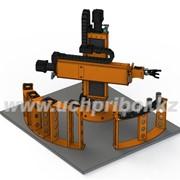 САУ Исследовательский учебный робот-манипулятор PASKAL OMEGA 1-3Х(H)-USB (3 оси+схват) фото