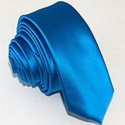 Галстук Светло-синий фото