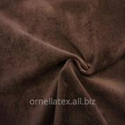 Вельвет нейлон D5670 коричневый