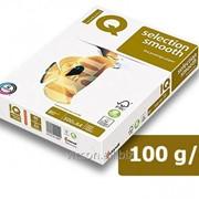 Бумага iq selection,A4, 100 г/м2, белизна 167% cie, 500 листов IQSS100 фото