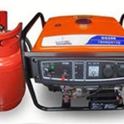 Газовый электрогенератор с автоматическим запуском PG55EA фото