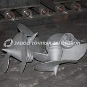 Литые наконечники для винтовых свай НЛ-250/89 фото