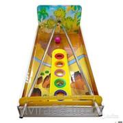 Мобильный Аттракцион Гнездо динозавра игровой детский фото