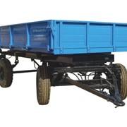 Прицеп тракторный самосвальный 2ПТС-4,5 фото