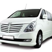 Автомобиль минивен Hyundai, H-1, легковые автомобили минивены, Хундай, Хюндай фото