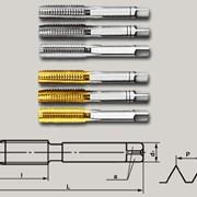 Метчики машинные для метрической резьбы с крупным шагом фото