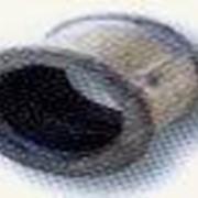 Муфта чугунная оцинкованная ГОСТ 8954-75 Dу 50 фото