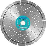 Диск алмазный Pentax Performer SG 9 Сегментный для резки гранита, бетона, железобетона. фото