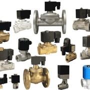 Клапан электромагнитный ПТ 26264-015 220В 13c810р фото