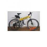Электровелосипед, KXD-M10 фото