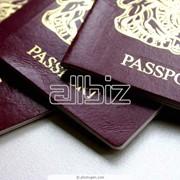 Оформление документов для выезда за рубеж
