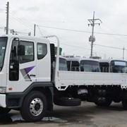 Бортовой грузовик Daewoo novus 4x2 9тон.