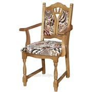 Деревянное кресло МД-272 фото