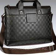 Мужская сумка, кожа, МС022 фото
