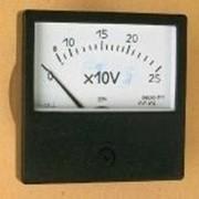 Вольтметр Э8030 (переменного тока) 500В фото