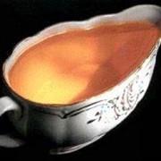 Масло «Топленое Золотое» , цвет от светло - жёлтого до жёлтого, равномерный по всей массе фото