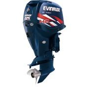 Мотор лодочный Evinrude hight output (H.O) 250-HO фото