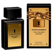 Antonio Banderas The Golden Secret 50 ml мужская туалетная вода фото