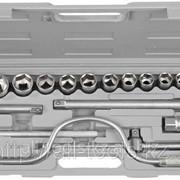 Набор Stayer Автомобильный инструмент Standard хромированное покрытие, 24 предмета Код:27587-H24 фото
