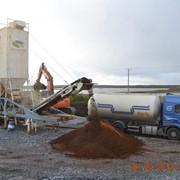 Восстановления плодородия нарушенных земель, очистка нефтесодержащего грунта фото