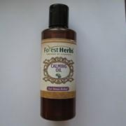 Масло массажное охлаждающее и успокаивающее для Питта доша, Forest Herbs 200 мл Calming oil фото