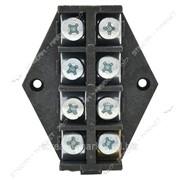 Клеммные колодки 4 х 10 мм2, н/у 10 №012455 фото