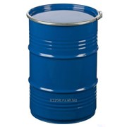 Битум дорожный БНД 90/130 упакованный в металлическую бочку 200 литров (205-210 кг) фото