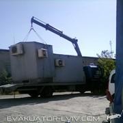 Услуги спецтехники (манипулятора) Львов фото