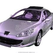 Автомобили легковые купе