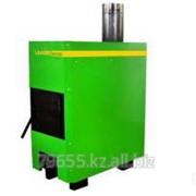 Пиролизная (газогенераторная) печь длительного горения 1,2 кВт - 9 м2 фото