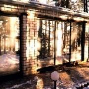 Фасадные конструкции из алюминиевого профиля