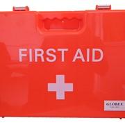 Аптечка FIRST AID большая фото