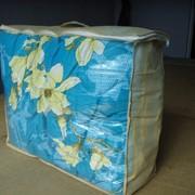 Упаковка из ПВХ/спанбонд для одеял, пледов фото
