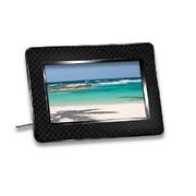 """Цифровая фоторамка Digital Photo Frame 4G 830, 8"""" (черный) Transcend фото"""