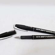 "Ручка гелевая ""Chevalier "" TG-397C черная фото"