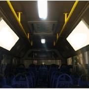 Реклама на мини-автобусах и такси в Алматы фото