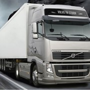 Грузовой автопоезд Volvo FH, грузовые автопоезда фото