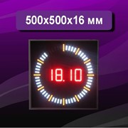 Часы электронные светодиодные фото