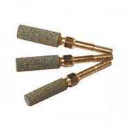 Камни шлифовальные CHAMPION 4,0 (5 шт) для станка C2002 фото