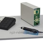 Бормашина зуботехническая РЭЛМА-5 V.1.2 i с регулировочной педалью фото