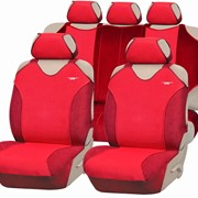 Чехлы-майки PSV Cruise Plus (Красный, Черный) карман, 6 молний фото
