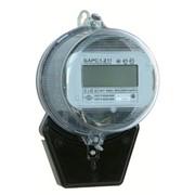 Электросчетчик активной энергии однофазный электронный бытовой многотарифный Барс-1.211 фото