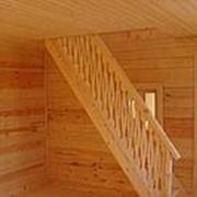 Подоконник деревянный 40мм 600 х 1,5м ель сорт АА без сучка фото