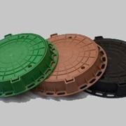 Люки полимерно-песчаные, купить люки полимерпесчанные фото