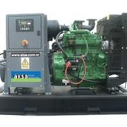 Дизельный генератор AJD 177-6 фото
