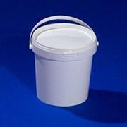 Ведро полипропиленовое 1 литр фото