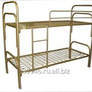 Кровать двухярусная Армейская фото