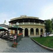 Ресторан «Венская кофейня» во Львове:большой выбор блюд украинской и европейской кухонь, Бильярд, Летняя терраса фото